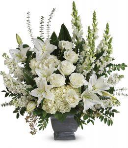 Pea Pod & Juniper - Funeral Flower Shop - Arrangment